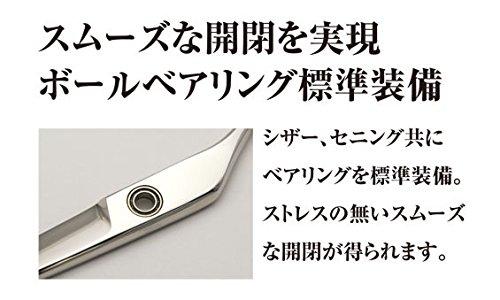 DEEDS日本の鋏専門メーカーGTZ630CTセニング6.0インチスキ率20%前後美容師ヘアカットプロ用
