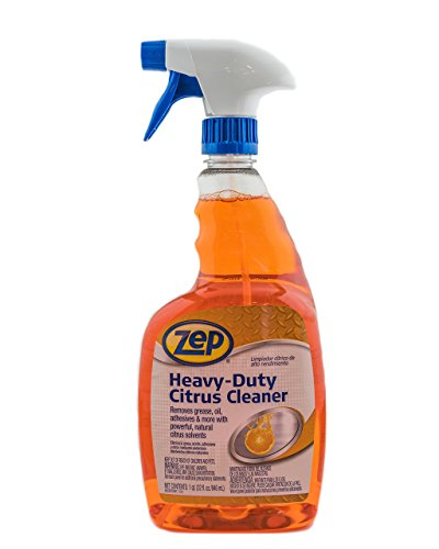 ZEP Heavy-Duty Citrus Degreaser 32 Ounces ZUCIT32
