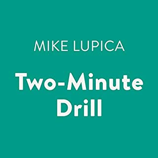 Two-Minute Drill audiobook cover art