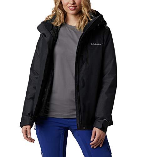 Columbia Womens Whirlibird Iv Interchange Jacket
