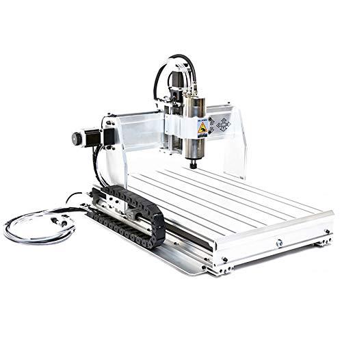 CNC-USB-recorder, 2,2 kW, 4 assen, frezen, Mach3 MPG, draadloos, aanhanger stuurwiel, gereedschap