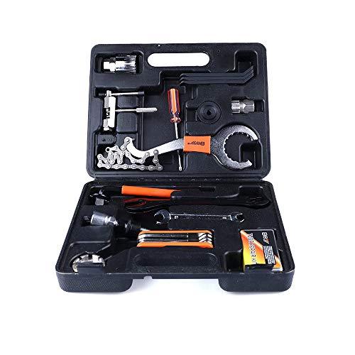 Juego de herramientas para mecánico Herramientas de reparación de bicicletas Herramienta de...