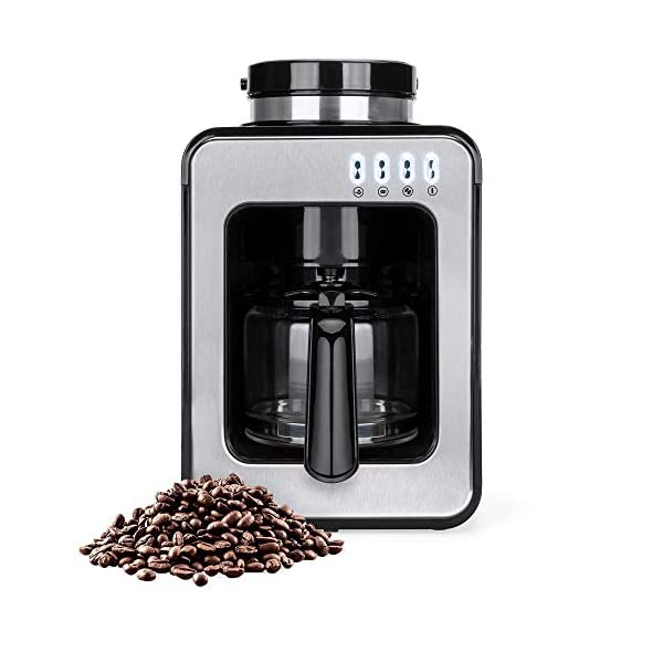 600W 4 Cup Automatic Coffee Maker
