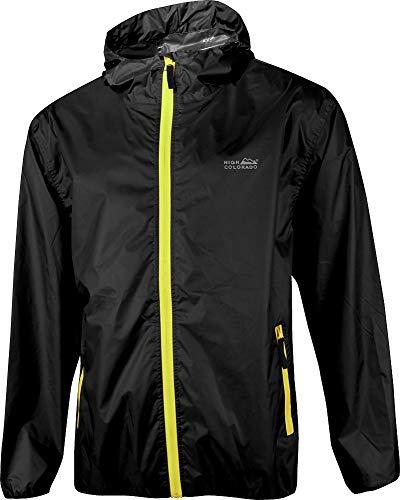 High Colorado Cannes Rain Jacket Black