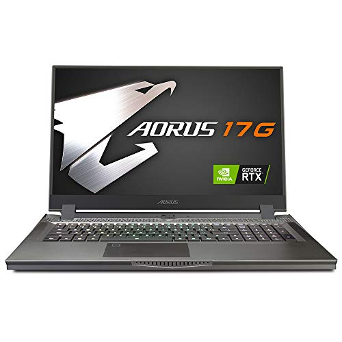 Compare Aorus 17G (AORUS 17G YB-8US2130MP) vs other laptops