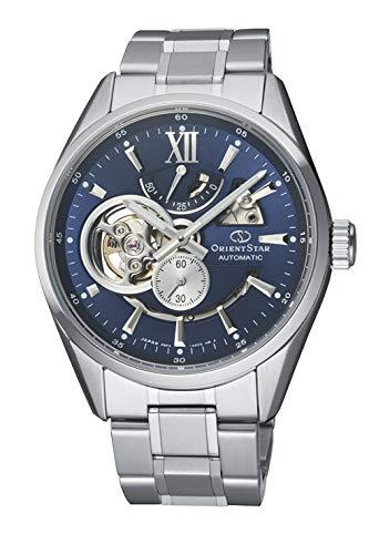[オリエント時計] 腕時計 オリエントスター モダンスケルトン RK-AV0004L メンズ