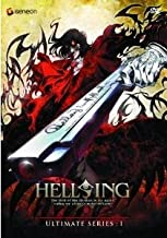 Hellsing Ultimate; Vol. 1 and 2 DVD