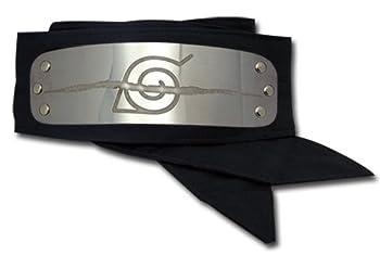 Great Eastern GE-7857 Naruto Anti Leaf Village Headband Cosplay Headband