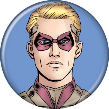 Watchmen - Ozymandias - DC Comics - Pinback Button 1.25'...