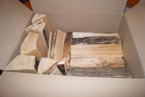 Kaminholz 30 cm - Buche getrocknet - Scheitlänge 30 cm, Buche, Karton ca. 20 kg