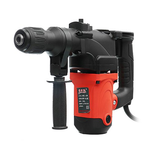 SCROLLER 1680W Multi-function Electric Hammer Impact Drill Electric Hammers Power Drills