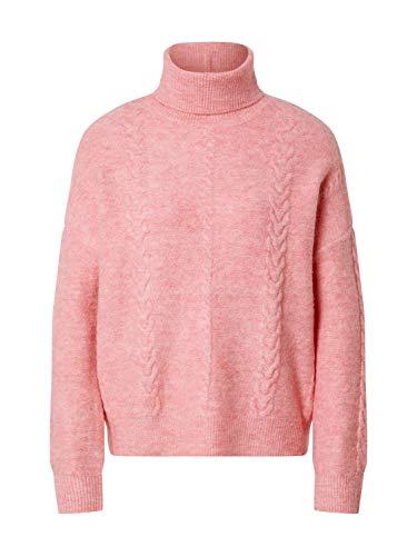 Pimkie Damen Pullover pinkmeliert S