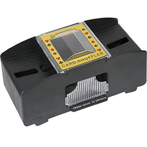 Mezcla De Cartas Tarjeta 1pc Barajado Máquina Card Poker Machine Poker Jugar Mezcla De Mezcla Automática Máquina Para La Mezcla Tarjetas