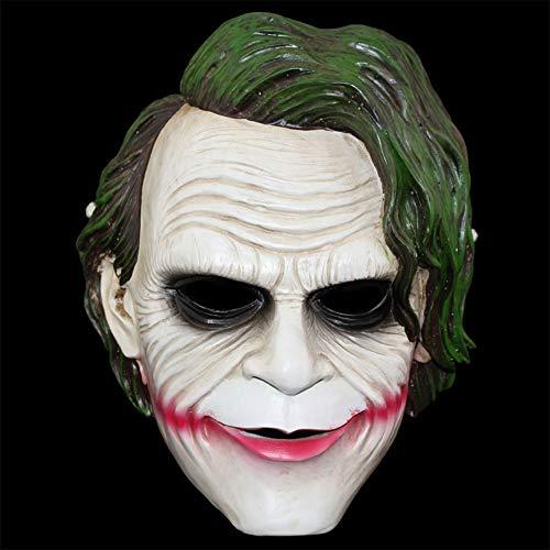 Batman Dark Knight Joker Masque Halloween Horreur Masque Classique Joker Joker Mask