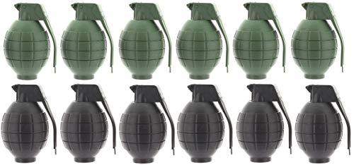 Militari durevoli della Replica di Scoppio del Lanciatore di Bomba del Gioco delle Munizioni del Giocattolo della Granata del Giocattolo