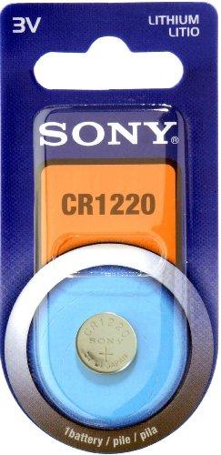 Sony CR 1220 B1A 1er Blister 3 V 38 mAh