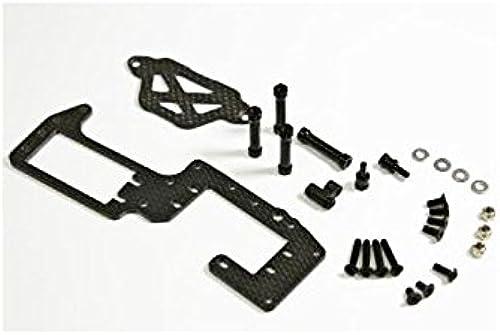 grandes precios de descuento Team C - Carbon Radioplate Conversion Kit Kit Kit T8 T8T GT8 (TU0898)  alta calidad general