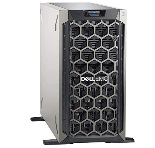 Dell PowerEdge T340 Tower Server, Intel Xeon E-2124 Quad-Core 3.3GHz 8MB, 32GB DDR4 RAM, 8TB Storage, RAID, DRAC