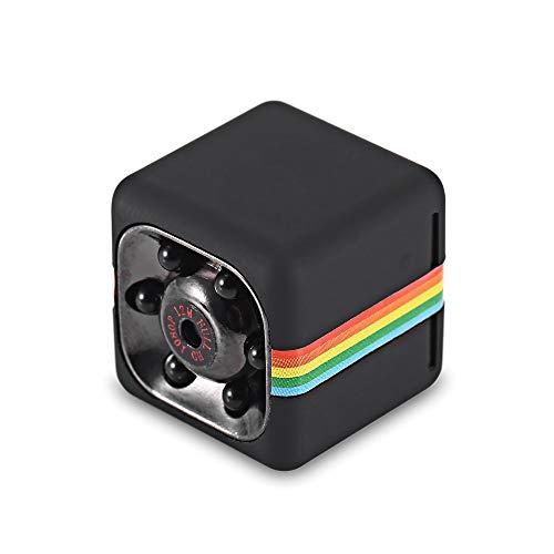 Swiftswan Sq11 Miniatura Videocamera Micro HD Dice Video Visione Notturna HD 1080P 960P Videocamera Sensore di Movimento Monitor videocamera Telecomando WiFi