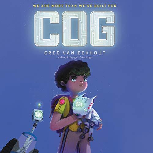 Cog audiobook cover art