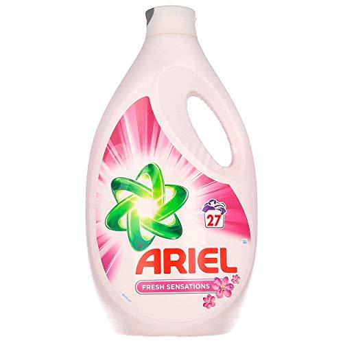 Ariel Detergente Liquido Fresco Sensaciones, 1485 ml