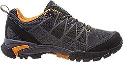 CMP Men's Tauri Low Trekking & Walking Shoes, Gray (Gray U862), 43 EU