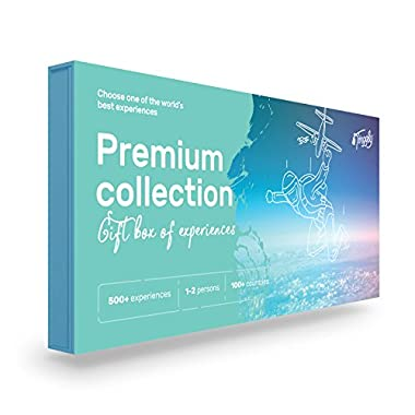 Worldwide Experience Gifts - Premium Tinggly Voucher / Gift Card in a Gift Box