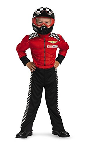 Turbo Racer Toddler Costume, 2T
