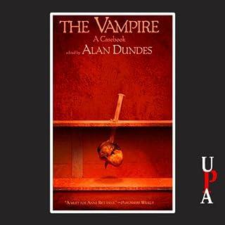 The Vampire: A Casebook audiobook cover art