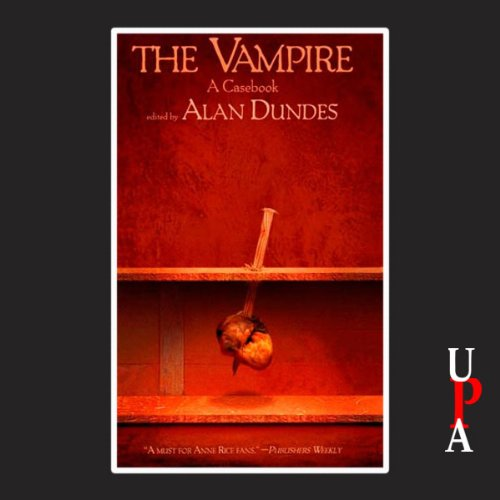 The Vampire: A Casebook cover art