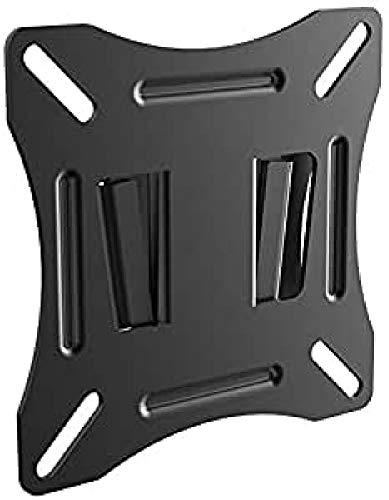 """Iggual SPTV07 - Soporte pared fijo TV y monitor (13-27"""", 30 kg), color negro [España]"""