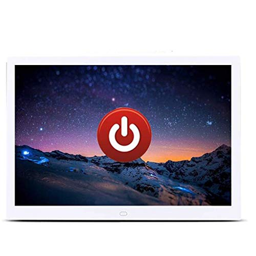 TUNBG Digitale Frame 10 inch 13.3 inch 15 inch digitale fotolijst Ultra HD elektronische fotoalbum muur opknoping reclame machine (Maat: 10 inch)