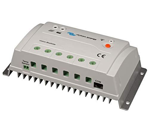 Regulador de Carga Solar PWM 12/24V 20A BlueSolar PWM PRO | 5 Años Garantía Victron Energy