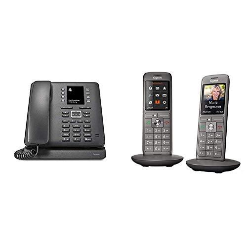 Gigaset T480HX Büro Telefon -...