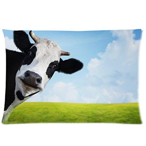 Coton Couvre-lit décoratif taie d'oreiller carré Housse de coussin à rayures Noir et blanc Taie d'oreiller 16