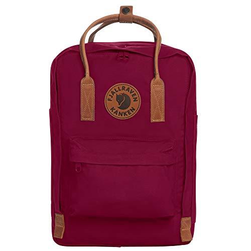 Fjallraven, Kanken No. 2 Laptop 15 Backpack for Everyday, Plum