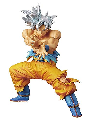 Banpresto Dragon Ball DXF The Super Warriors Special Figure-Ultra Instinct Goku, 18 cm, 26740