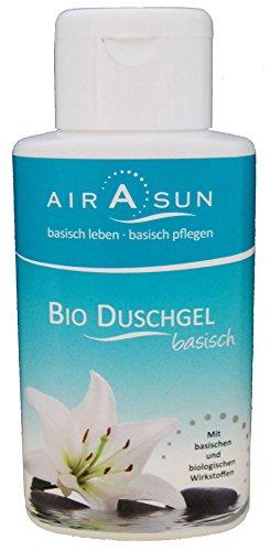 Duschgel bio basisch ohne Glycerin, ohne Sulfate, ohne Emulgator, ohne Silikon, ohne Konservierungsstoffe 200 ml