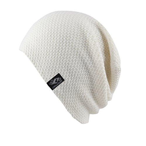 Chillouts Osaka Hat Bonnet pour Adulte Blanc Blanc Taille Unique
