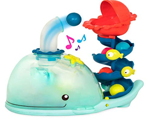 B. Poppity Whale Pop 5 Balls Music Features