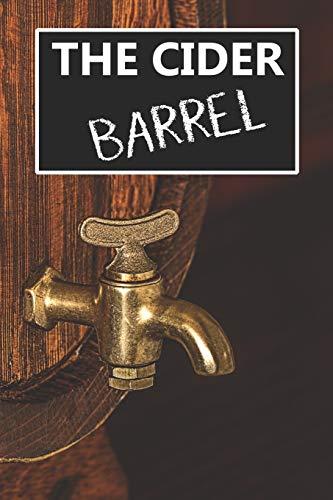 The Cider Barrel: A cider lovers journal.
