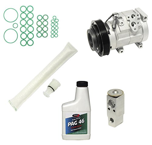 Universal Air Conditioner KT 1038 A/C Compressor and Component Kit