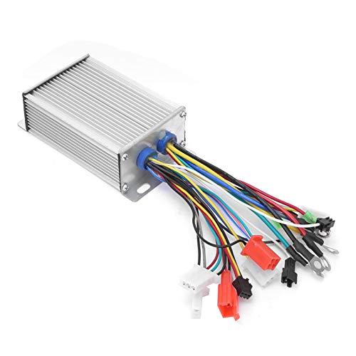 SALUTUYA Regulador sin Cepillo Profesional Durable de 36V 48V 350W, para la...