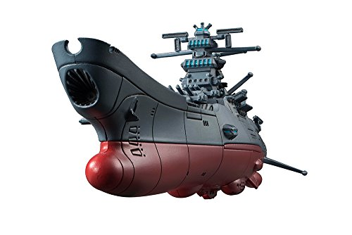 Cosmo Fleet Special - Space Battleship Yamato 2202: Warriors of Love: Space Battleship Yamato w/ Asteroid Ring [MegaHouse](Import Giapponese)