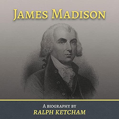 James Madison cover art