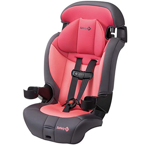 Safety 1st Grand Booster Car Seat, Sunrise Coral, One Size (BC149FXE)