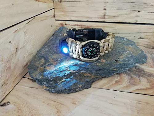SERIE OES 4.0 Pulsera Extreme Survival C/LED