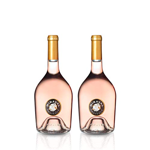 Jolie-Pitt & Perrin Miraval Rosé Cotes de Provence AOC 2019 (2 x 0.75 l)