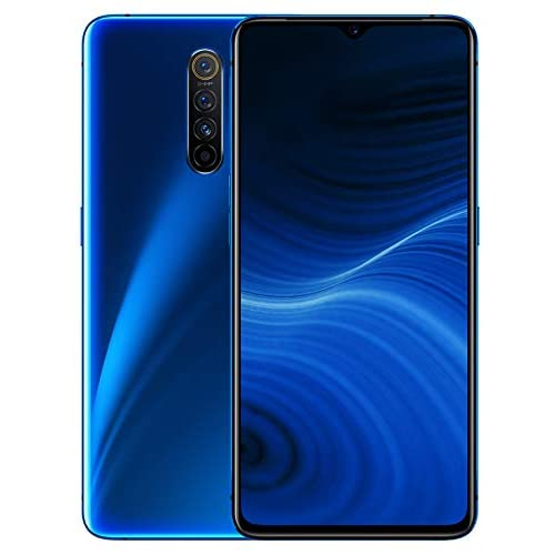"realme X2 Pro Smartphone 6.4"", 2340 x 1080 pixel, 12 GB RAM e 256 GB ROM, SuperAMOLED, Processore Octa-Core, Quad Camera 64 MP e 16 MP, Dual Sim, Neptune Blue"