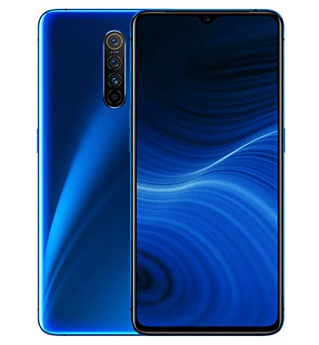 "Realme X2 PRO Smartphone 6.5"", 12 GB RAM / 256 GB ROM, SuperAMOLED, Processore Octa-Core, Quad Camera 64 MP e 16 MP, Dual Sim, Blu"